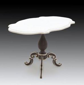 Marie France - cocktail table charlotte - Tavolino Ovale