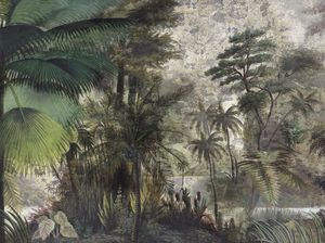 Ananbô - les sources de l'orénoque - Carta Da Parati Panoramica