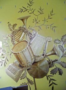 Atelier Follaco -  - Affresco