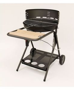 Somagic -  - Barbecue A Carbone