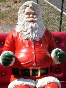 DECO PRIVE - location  - Babbo Natale