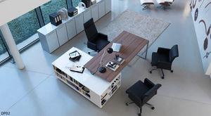 ID.Bureaux Mobilier & Agencement -  - Scrivania Direzionale