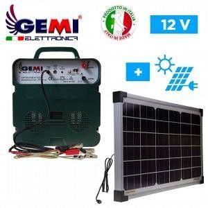GEMI ELETTRONICA -  - Pannello Solare
