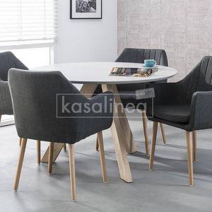 KASALINEA -  - Tavolo Da Pranzo Rotondo