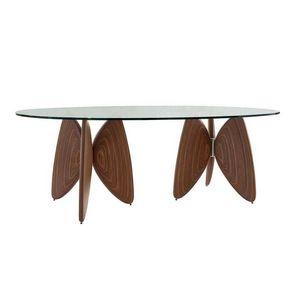 Bonaldo -  - Tavolo Da Pranzo Ovale