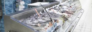Bancarella di pesce