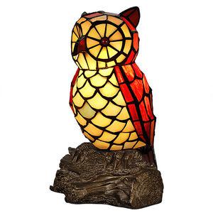 ADM - ao12001-1 - hibou - Lampada Per Comodino