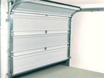 VIAL MENUISERIES -  - Porta Garage A Listelli