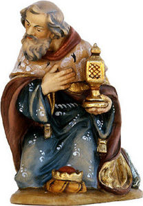 Gd Di Demetz Georg & -  - Statuina Presepe