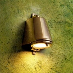 Light Concept - spreader light bronze - Applique Per Esterno