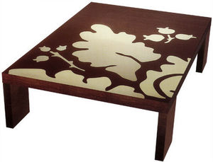 Chicmodern - damasco rectangular coffee table - Tavolino Rettangolare