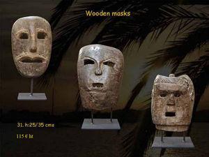 Timor -  - Maschera