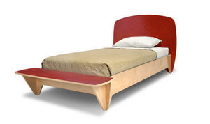 ECOTOTS - surfin twin bed - Lettino