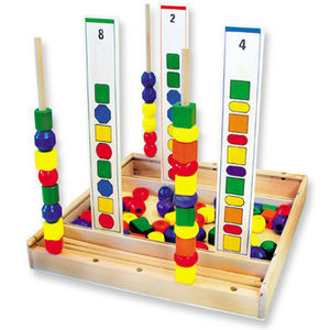 Andreu-Toys - formas ensartables - Giocattolo Prima Infanzia