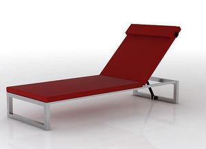 swanky design - cruz sunlounger - Lettino Prendisole