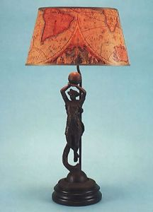 Woolpit Interiors -  - Lampada Per Comodino