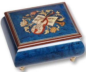 Ayousbox - boîte à musique maliana - sans compartiment de ran - Carillon