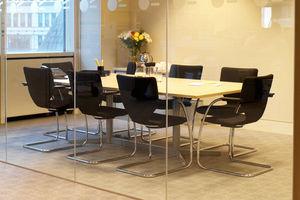 Project Office Furniture - meeting and training room - Sedia Ufficio
