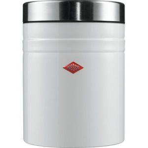Wesco - boite à biscuits classic line petit modèle blanche - Biscottiera
