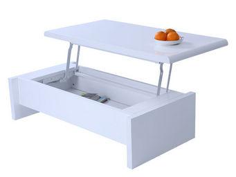 Miliboo - lola -- - Tavolino Alzabile