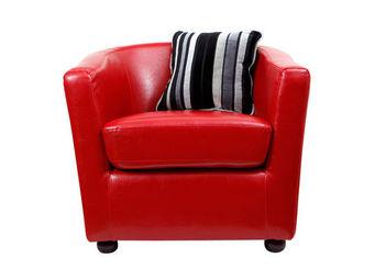 Miliboo - new pretty fauteuil - Poltrona