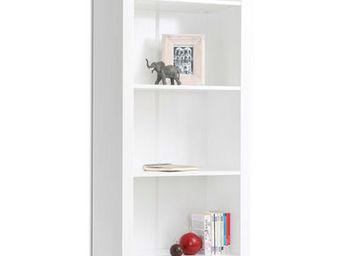 Miliboo - becket bibliotheque - Mobile A Colonna Sistematutto