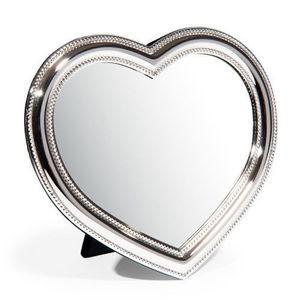 MAISONS DU MONDE - miroir coeur shine - Specchio