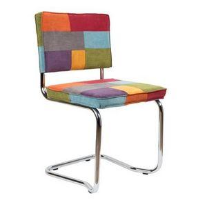 Mathi Design - chaise multicouleur - Sedia