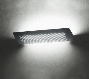 Metalmek - sole parete uplight - Lampada Da Ufficio