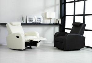 KIREMBO DECO - sillón relax cn-2718, polipiel - Poltrona Relax