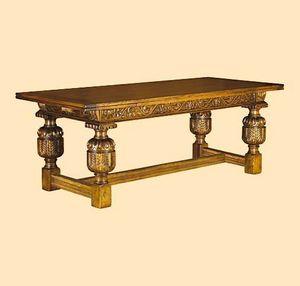 Taylor & - extending dining table - Tavolo Da Caccia