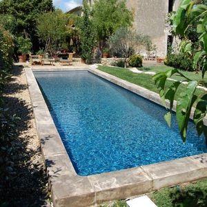PISCINE PLAGE -  - Piscina Lunga E Stretta (lap Pool)