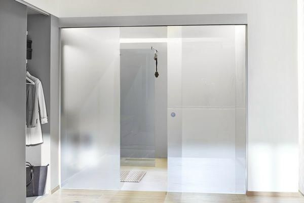 GLASSOLUTIONS France - Porta interna scorrevole-GLASSOLUTIONS France-Priva-Lite porte coulissante