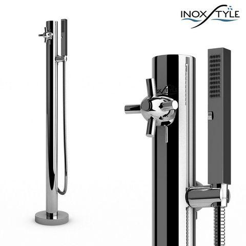 INOXSTYLE - Doccia da esterno-INOXSTYLE-Telefono