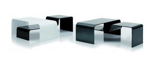 NEOLOGY - Tavolino rettangolare-NEOLOGY-LEA CLEA