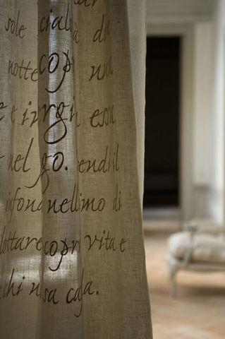 Mastro Raphael - Tende con passanti-Mastro Raphael-Poems Gandhi